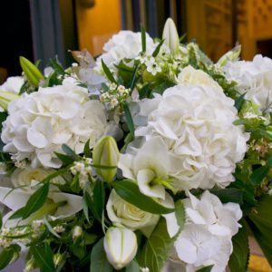 Composition florale Prestige - Ambassades - 01