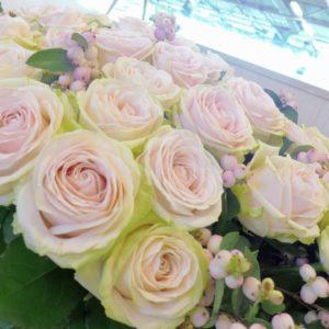 Bouquet de fleurs - Dîner chez le Boss - 01