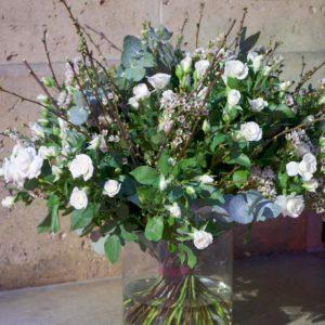 Bouquet de fleurs - Dîner chez le Boss - 02