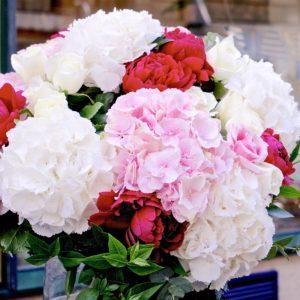 Bouquet de fleurs - Dîner chez le Boss - 03