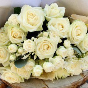 Bouquet de fleurs - Dîner chez le Boss - 04