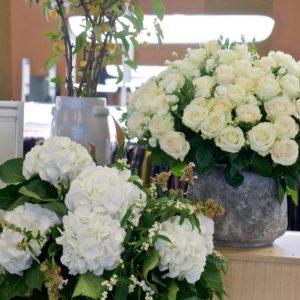 Bouquets de fleurs Prestige pour Salons- 03